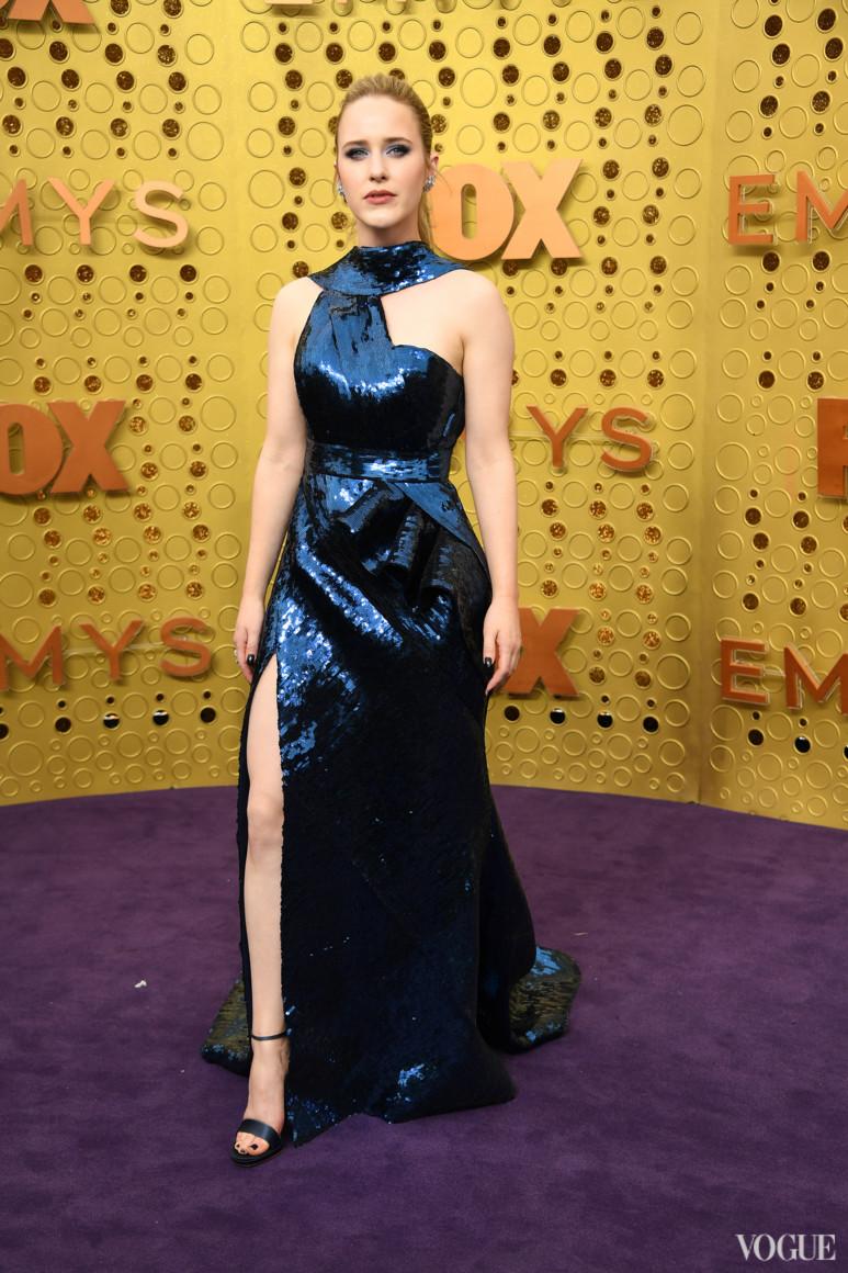 Рейчел Броснаген в Elie Saab Couture