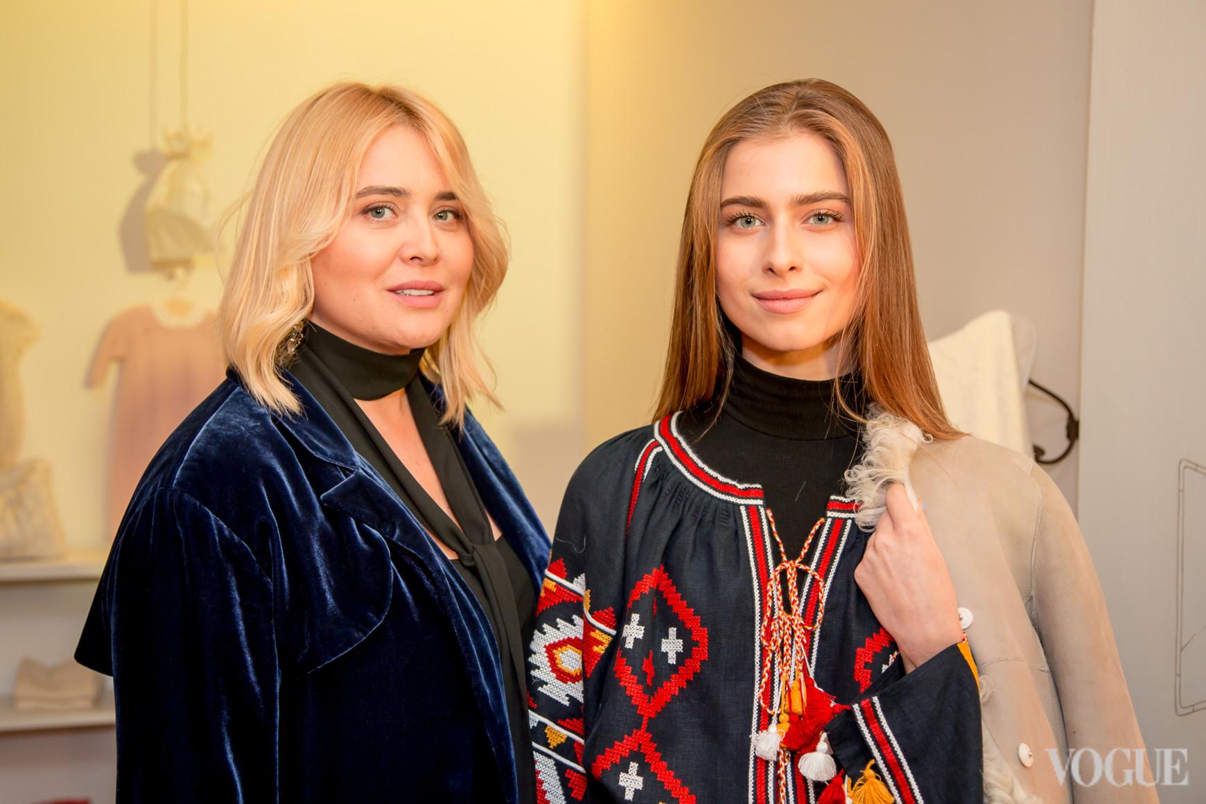 Светлана и София Евдокименко