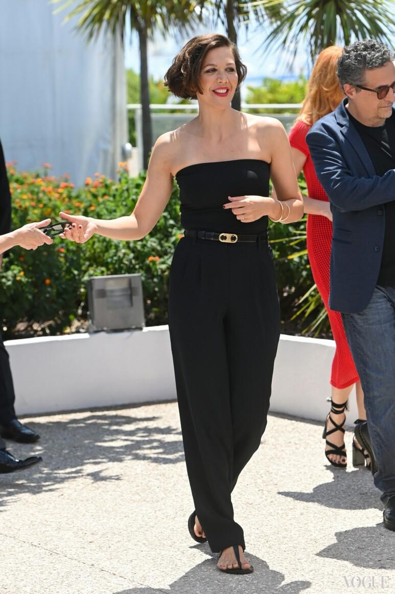 Мэгги Джилленхол в  Celine