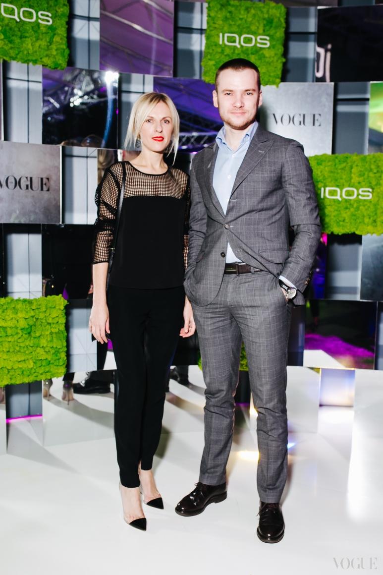 Юлия Костецкая и Евгений Мамай
