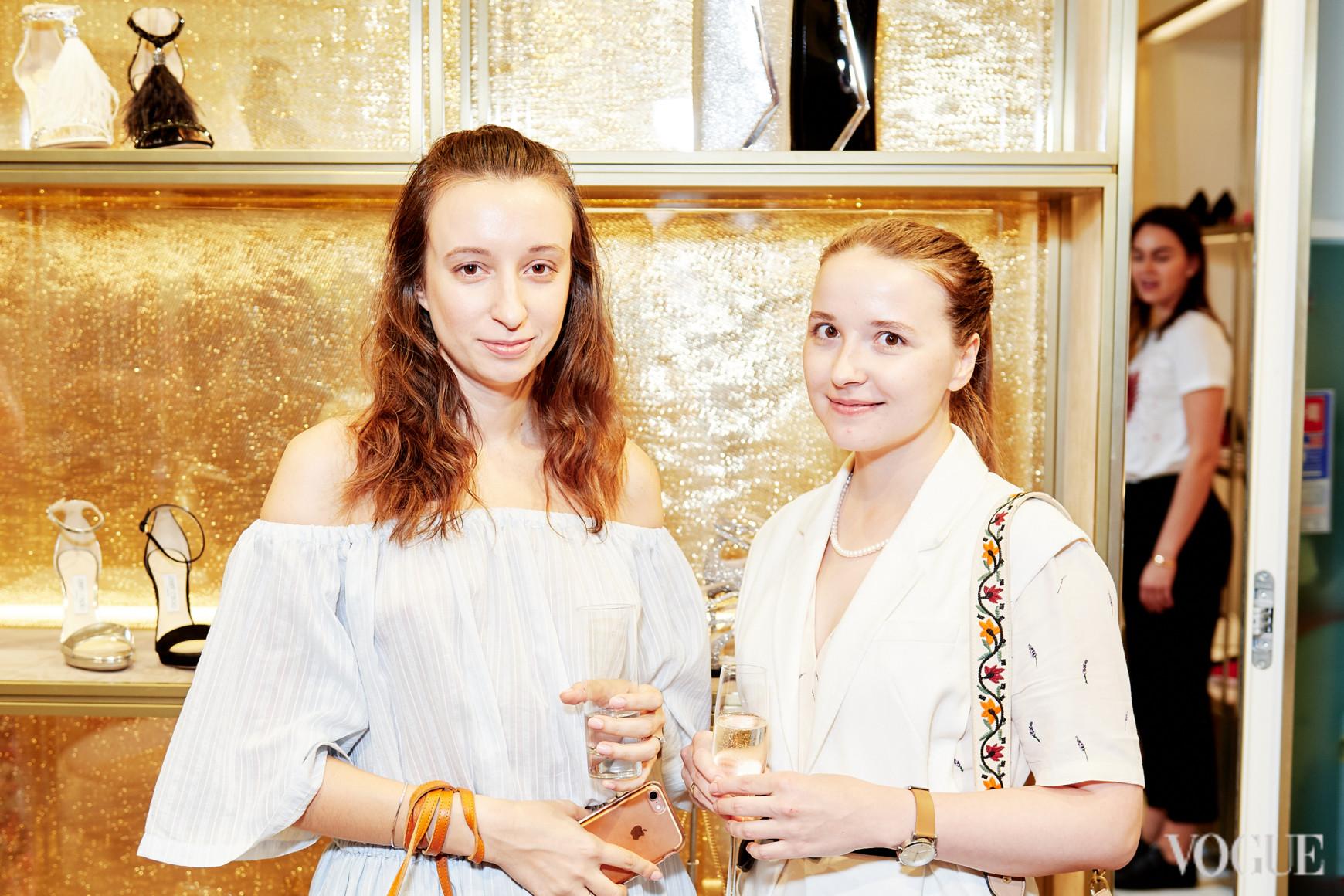 Марія Мохова і Діана Мельникова