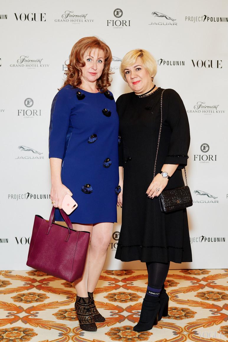 Виктория Михайле и Ирина Заря