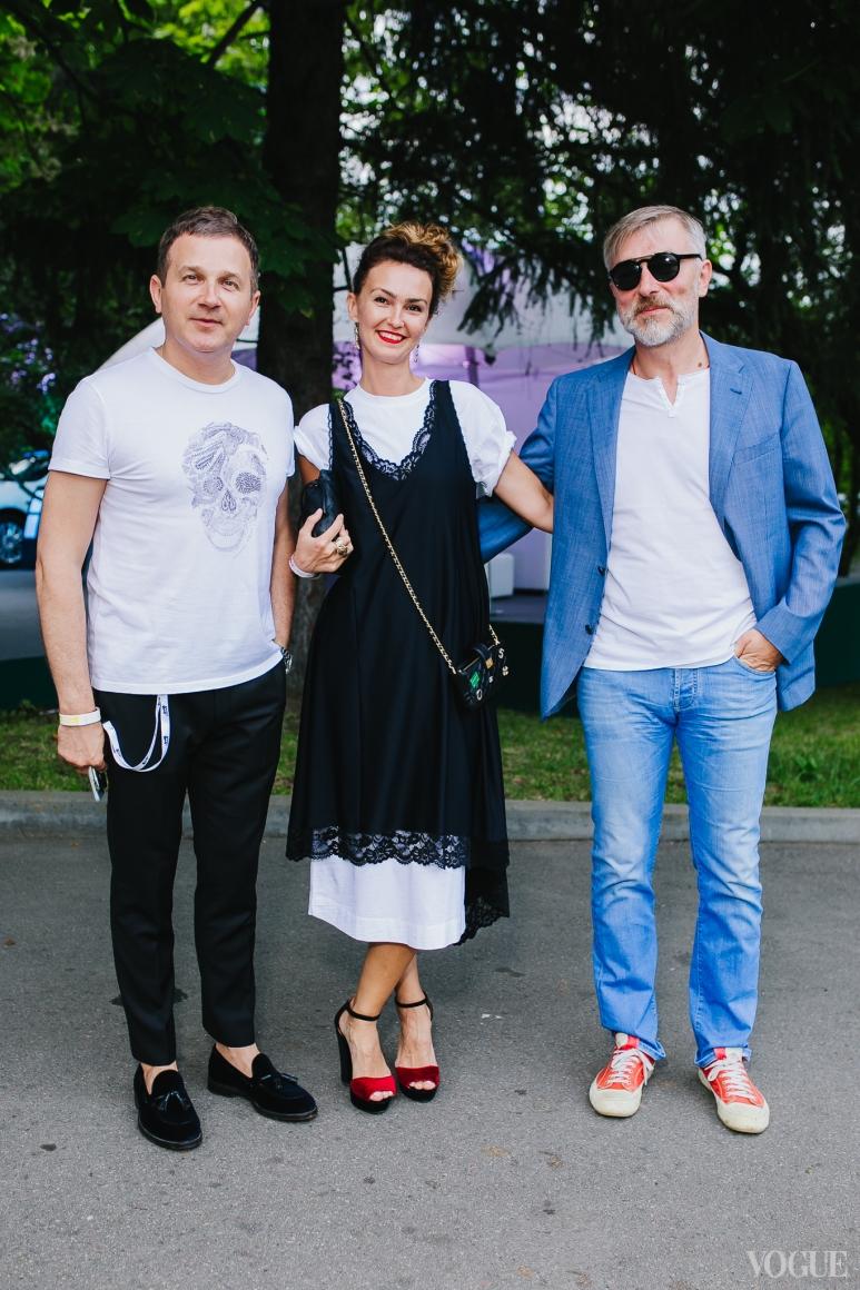 Юрий Горбунов, Ирина Костюк, Владимир Созановский