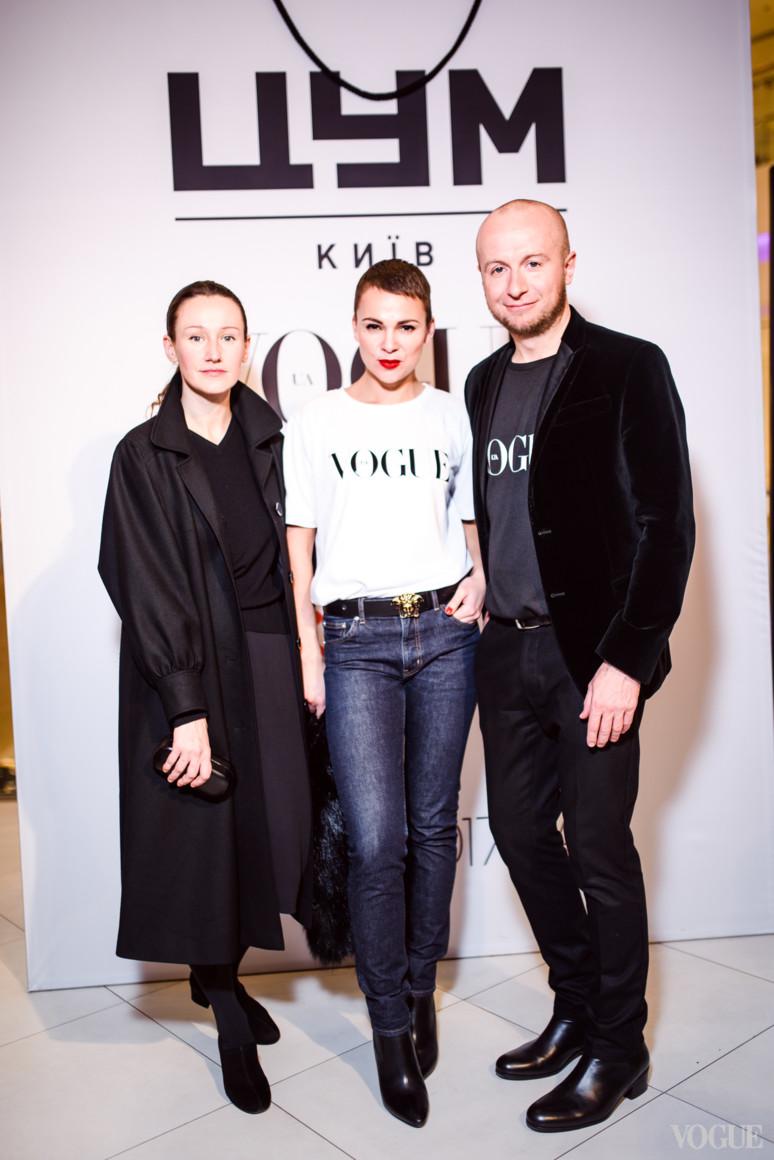 Василина Врублевская, Катя и Евгений Березницкие