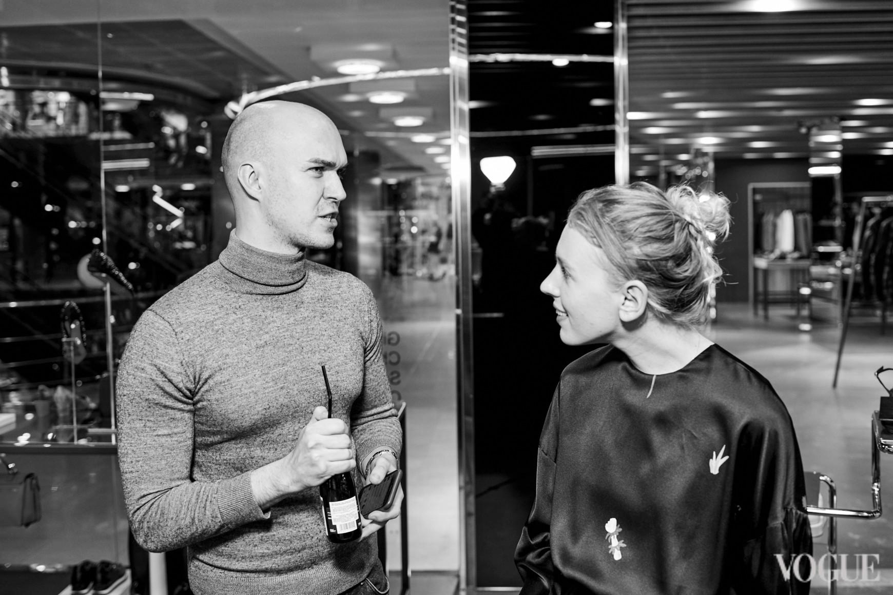 Антон Коваленко и Мария Гаврилюк