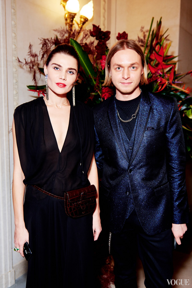 Юлия Богдан и Евгений Примаченко