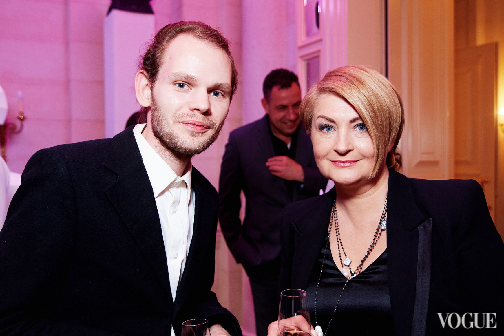 Антон Карюк и Ирина Данилевская
