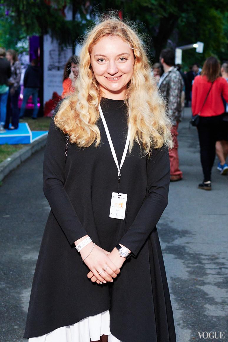 Катерина Возианова
