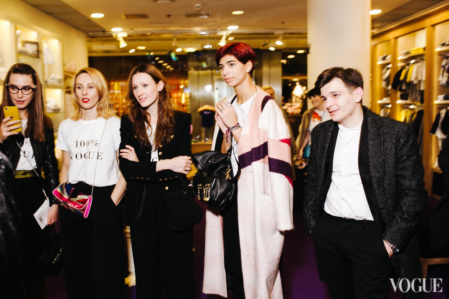Мария Жданова, Наталья Васюра, Василина Врублевская, Шейна Мирецкая, Сергей Ковалев