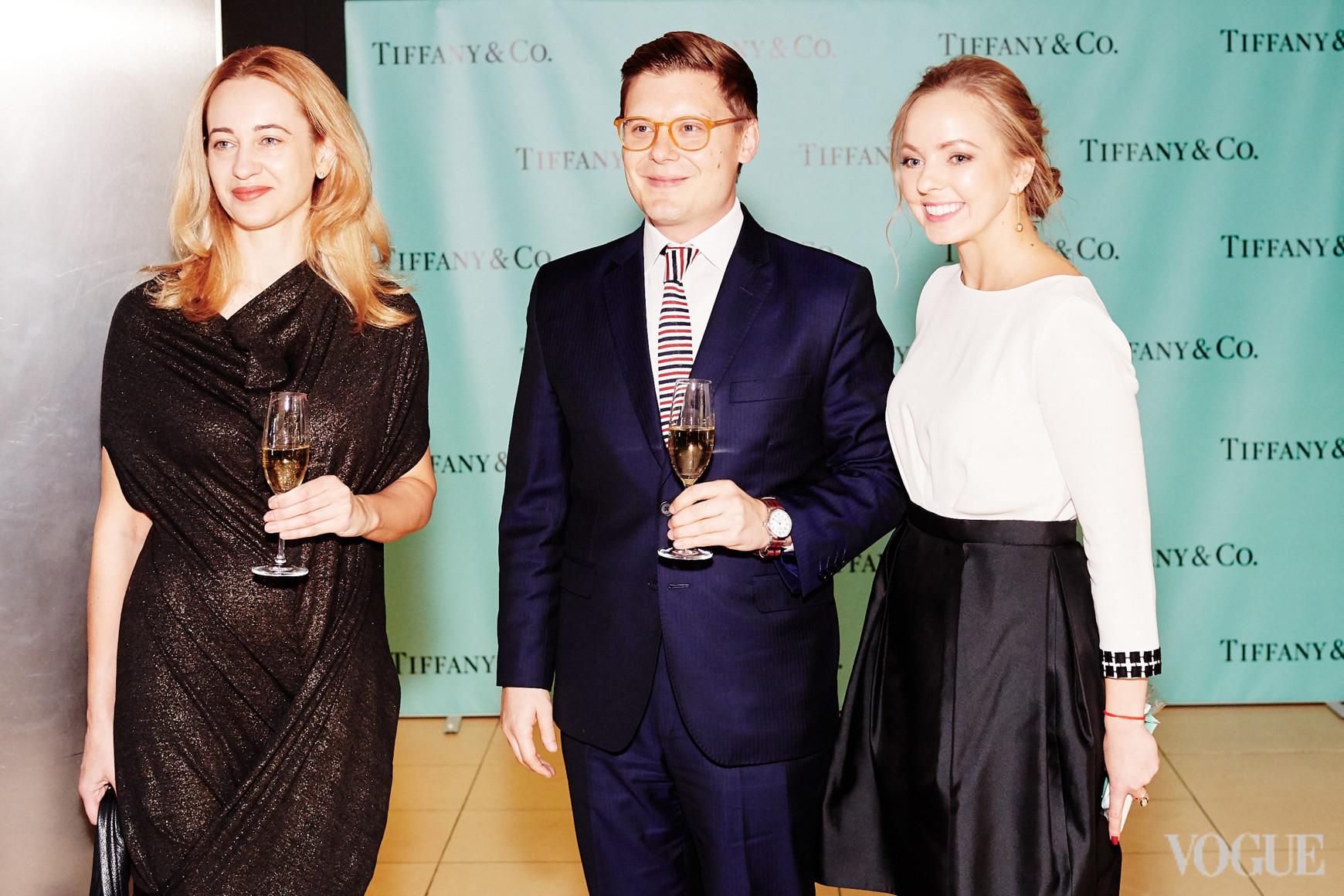 Ирина Трубникова, Мартин Класенс, Наталия Лавринович