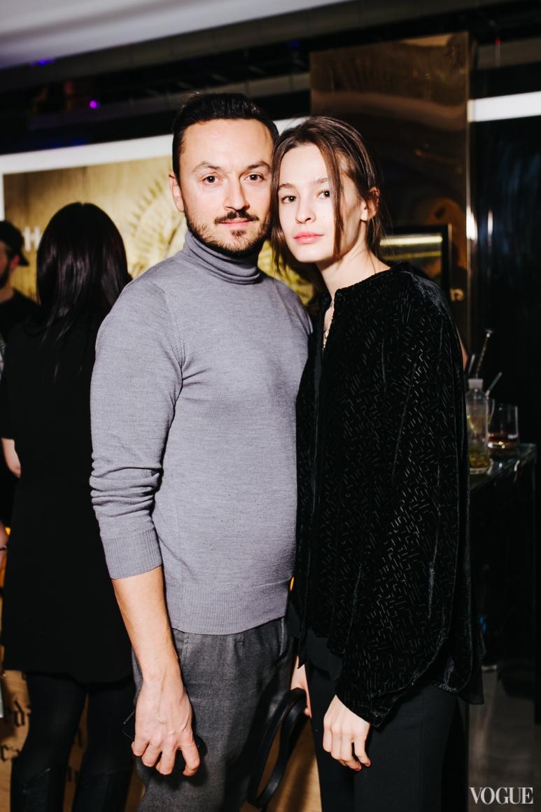 Андрей Филиппов и Кристина Буряк