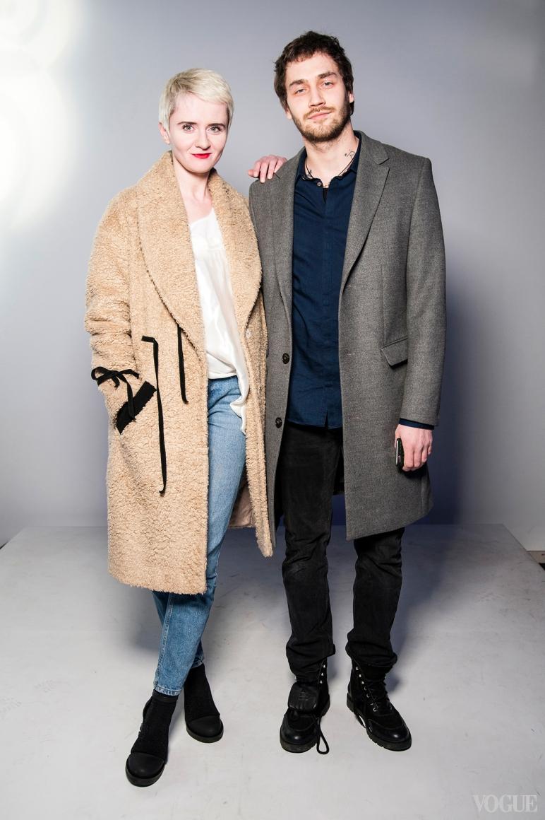 Ольга Януль и Рожден Ануси
