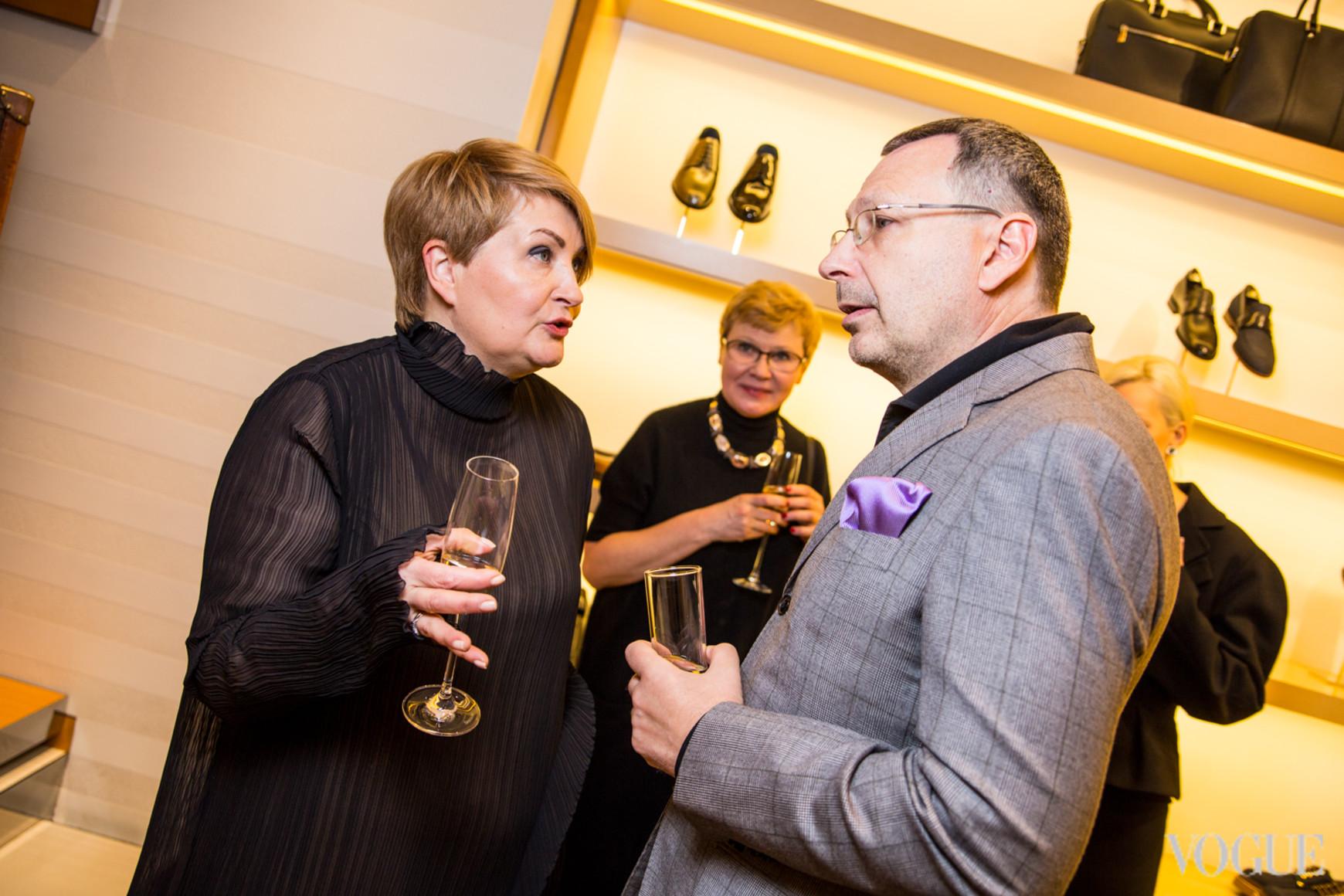 Ирина Данилевская и Вадим Яценко