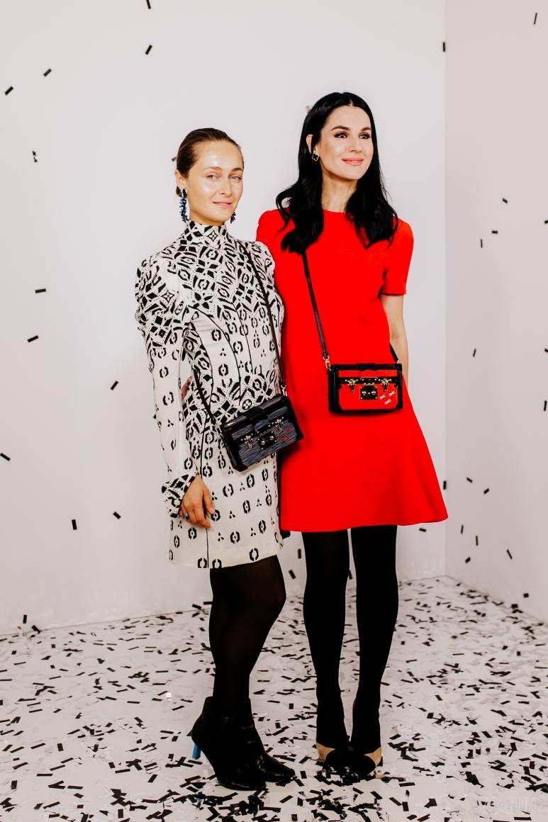 Дарья Шаповалова и Маша Ефросинина