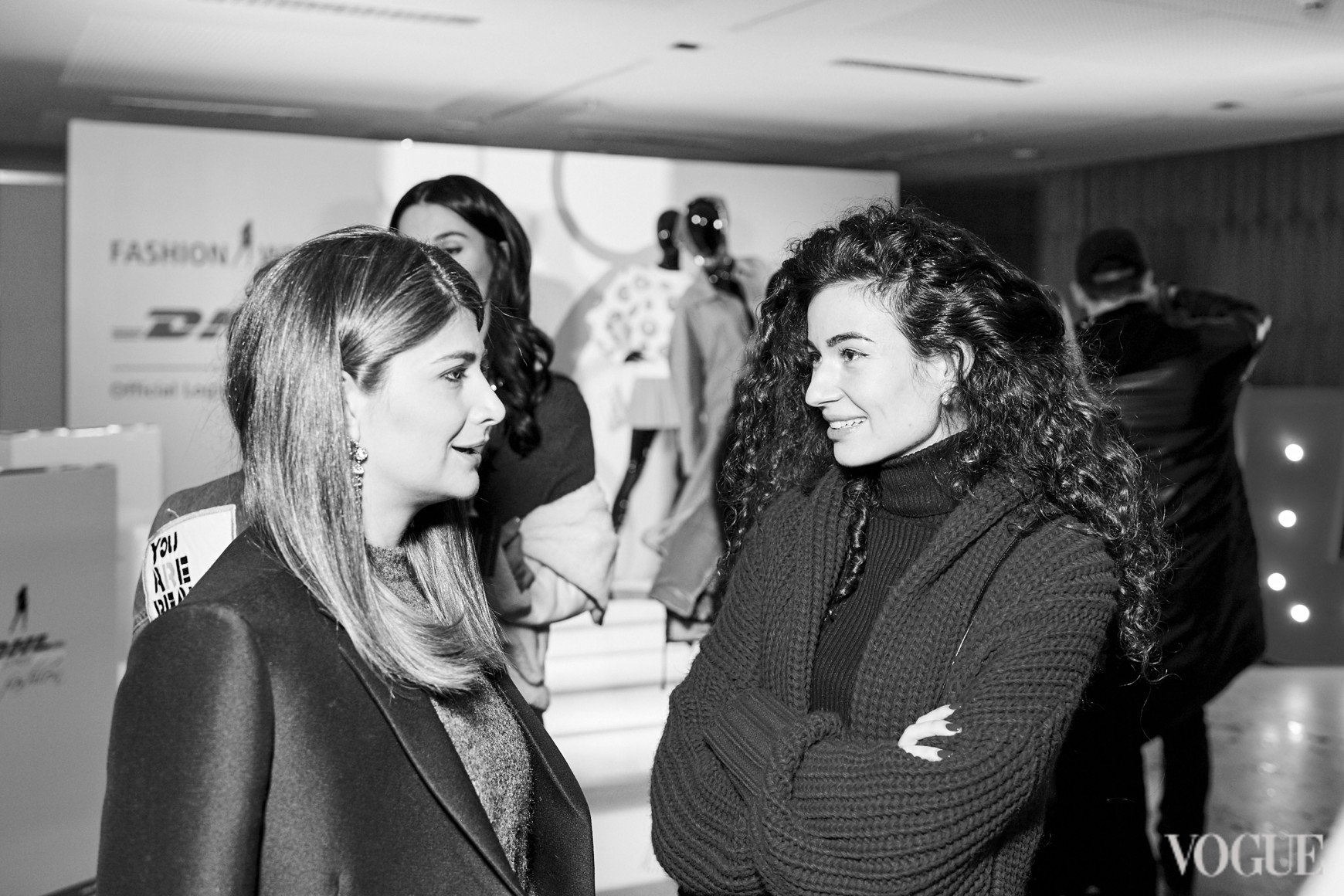 Нина Васадзе и Саша Червоненко