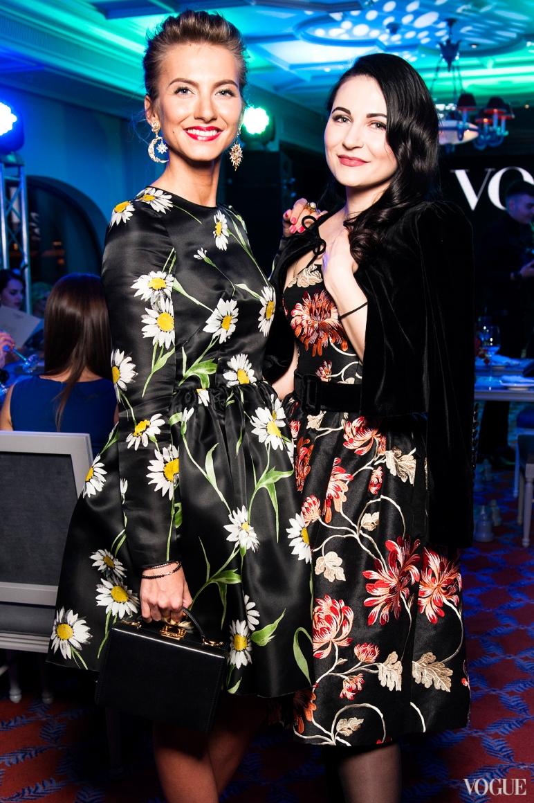 Елизавета Юрушева и Анастасия Жолинская