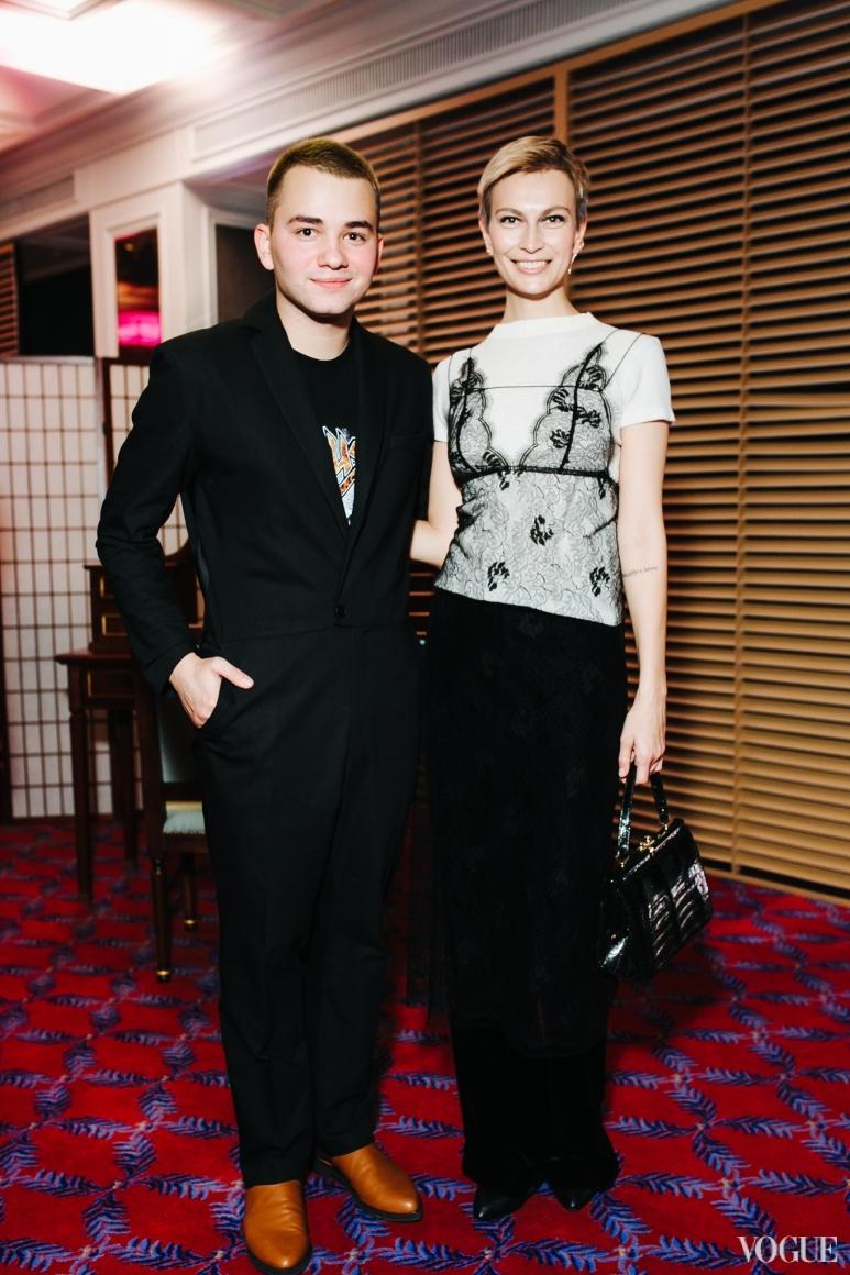 Иван Фролов и Маша Цуканова