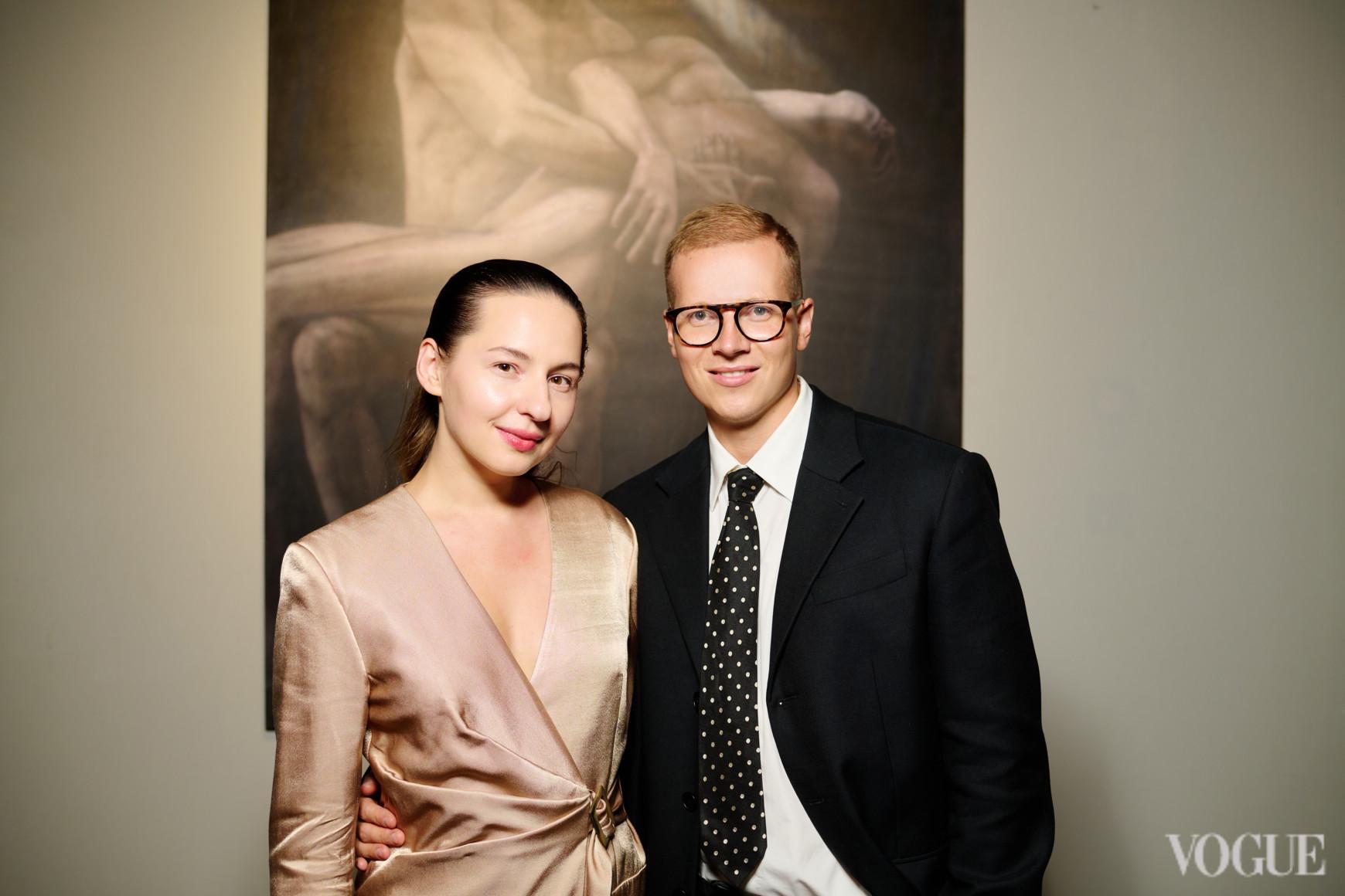 Виолетта Федорова и Веня Брыкалин