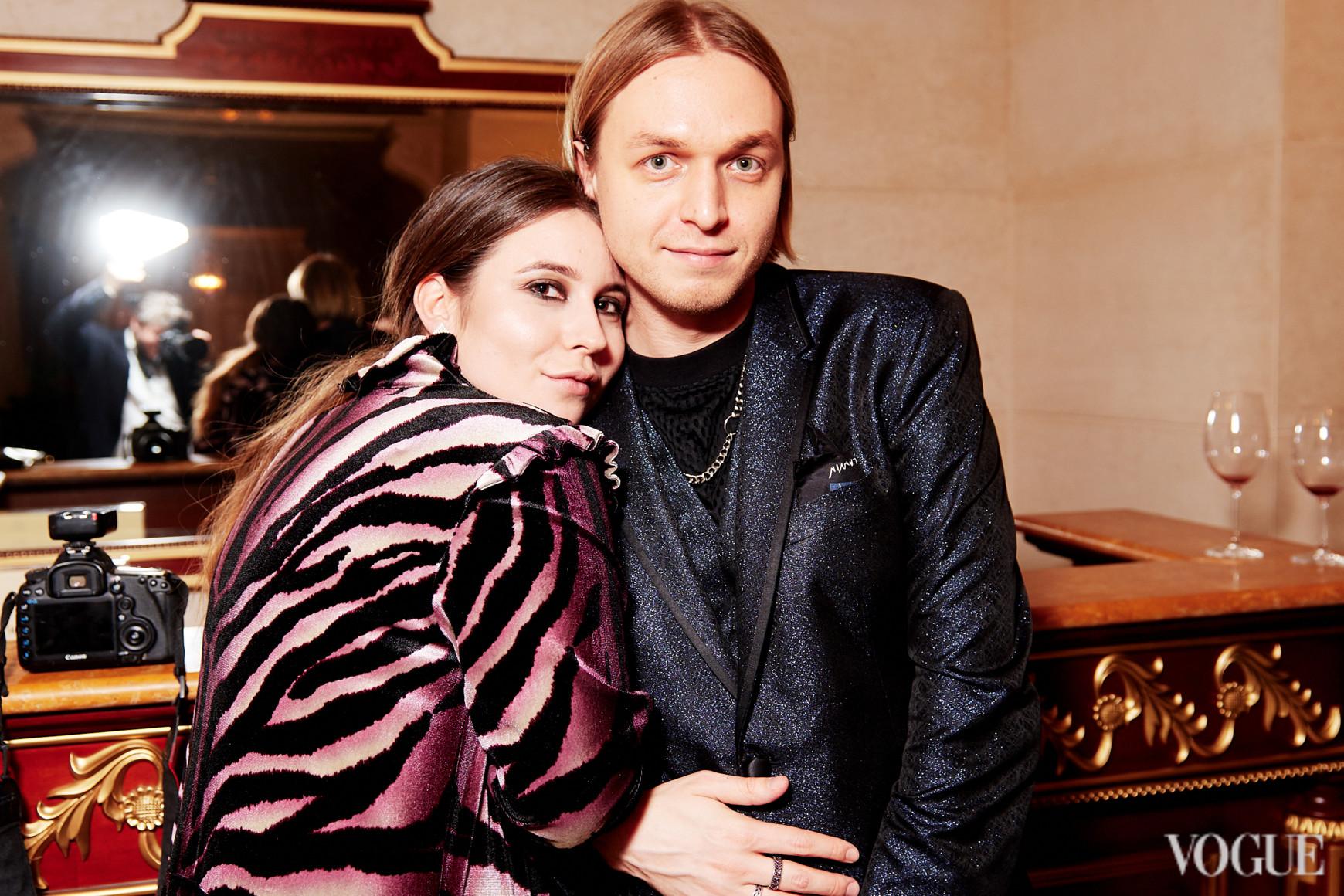 Анастасия Ивченко и Евгений Примаченко