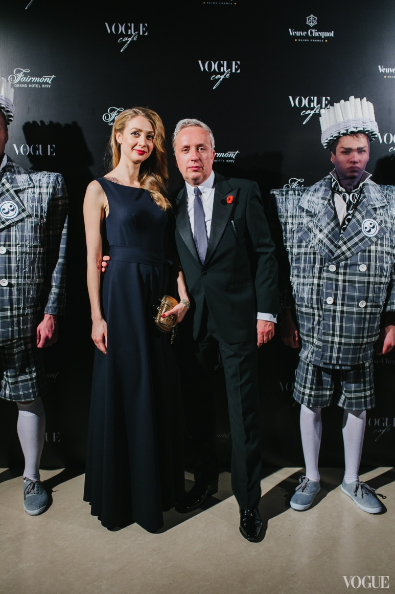 Анастасия Носуленко и Вадим Медведев