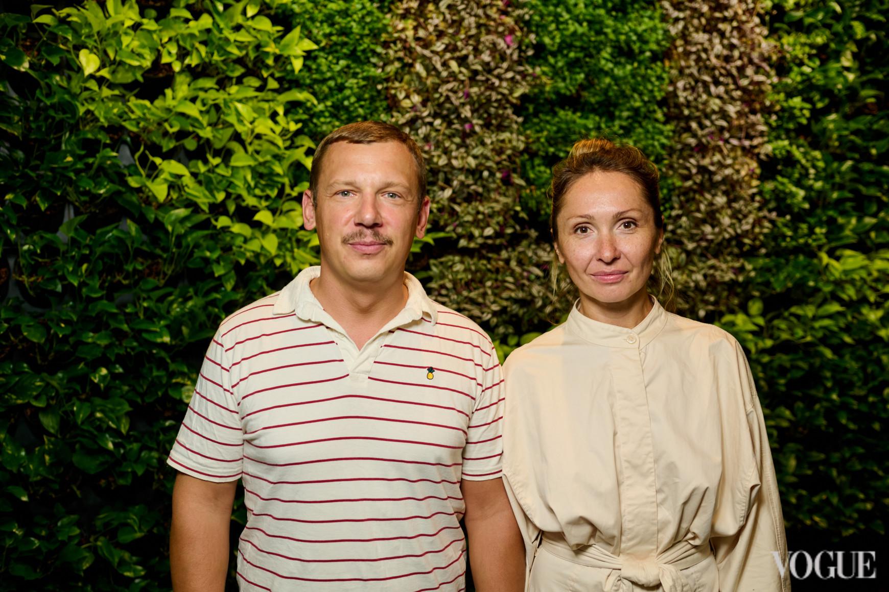 Роман и Алина Медынские