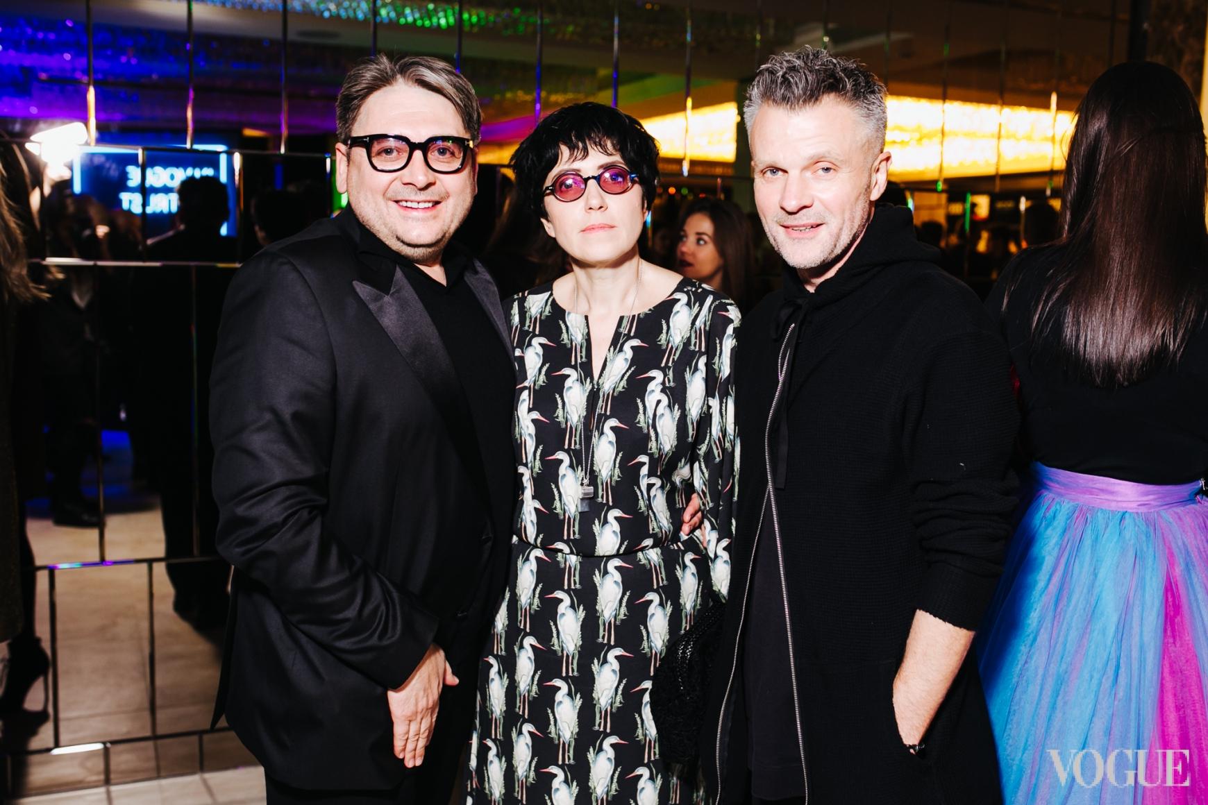 Виктория Гресь и Виктор Анисимов