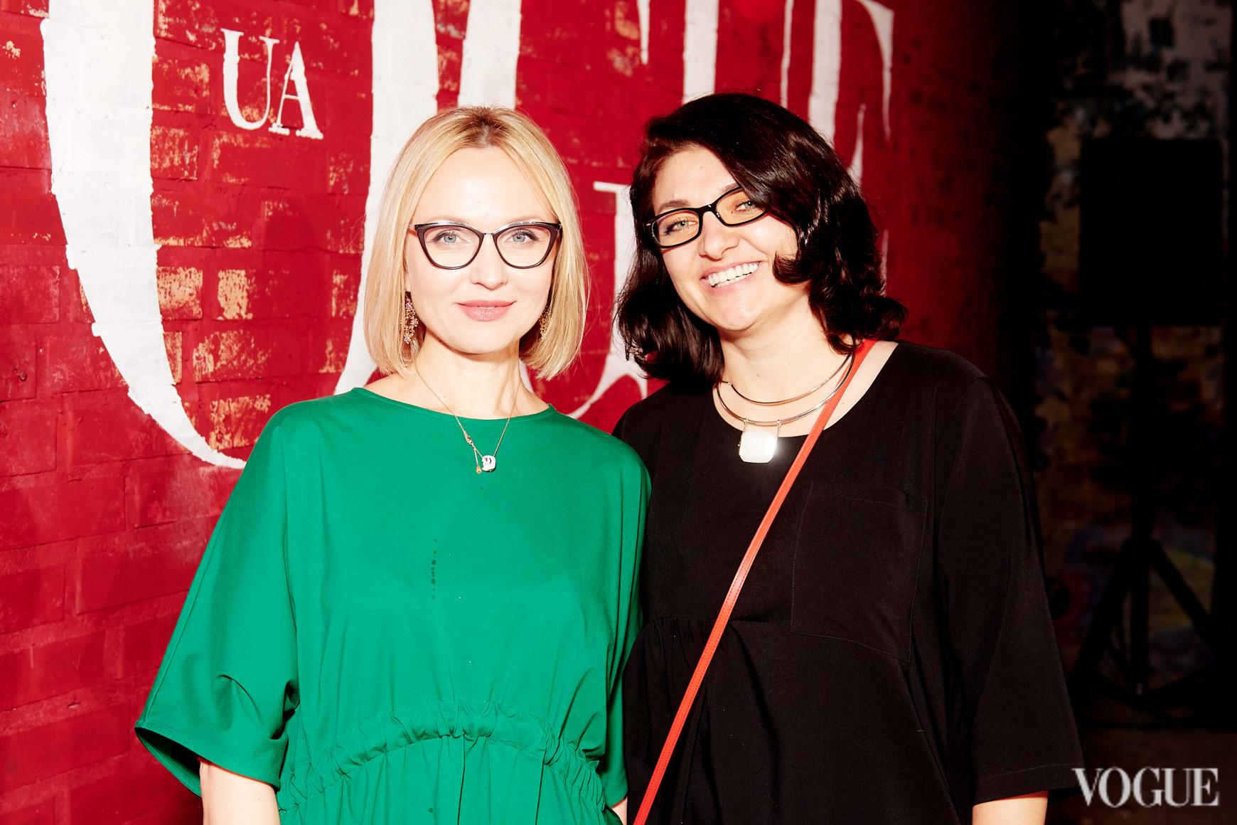 Елена Ева и Марина Соловьева