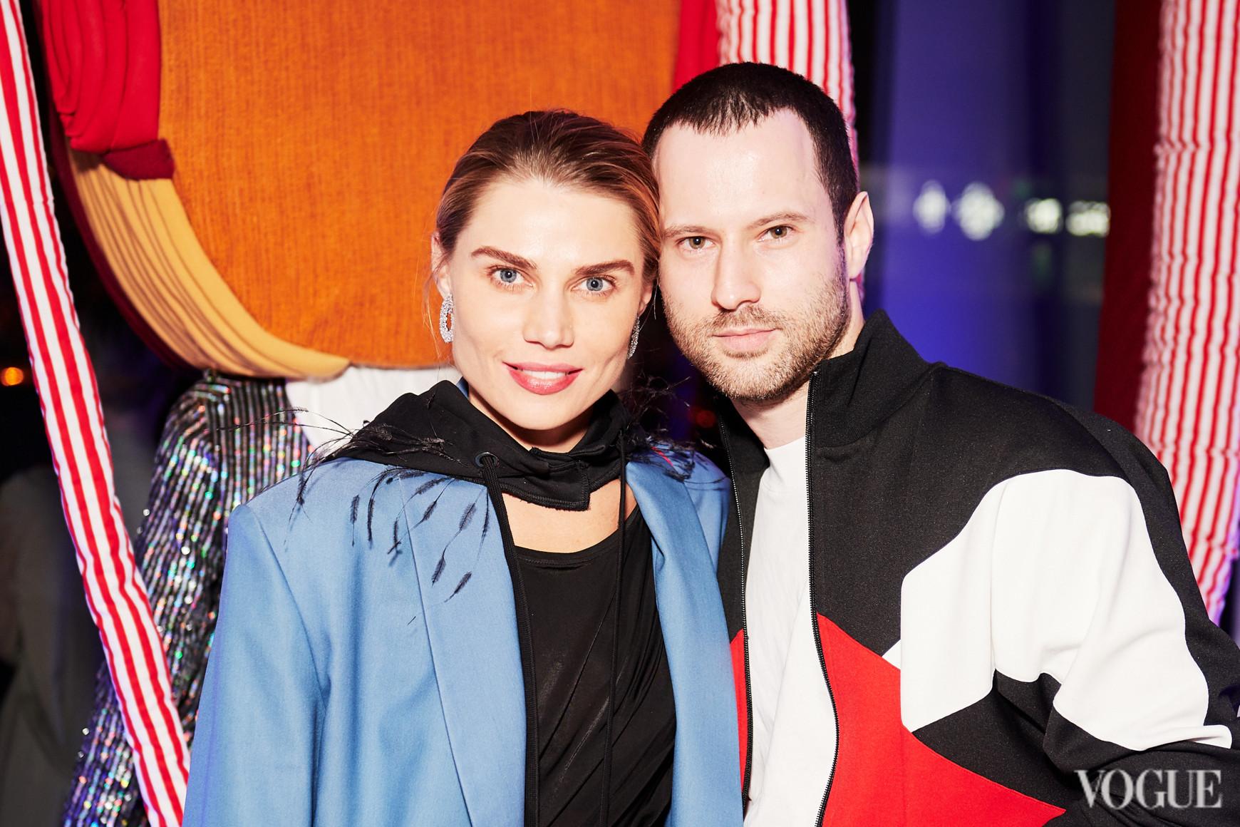 Юлия Богдан и Павел Печенюк