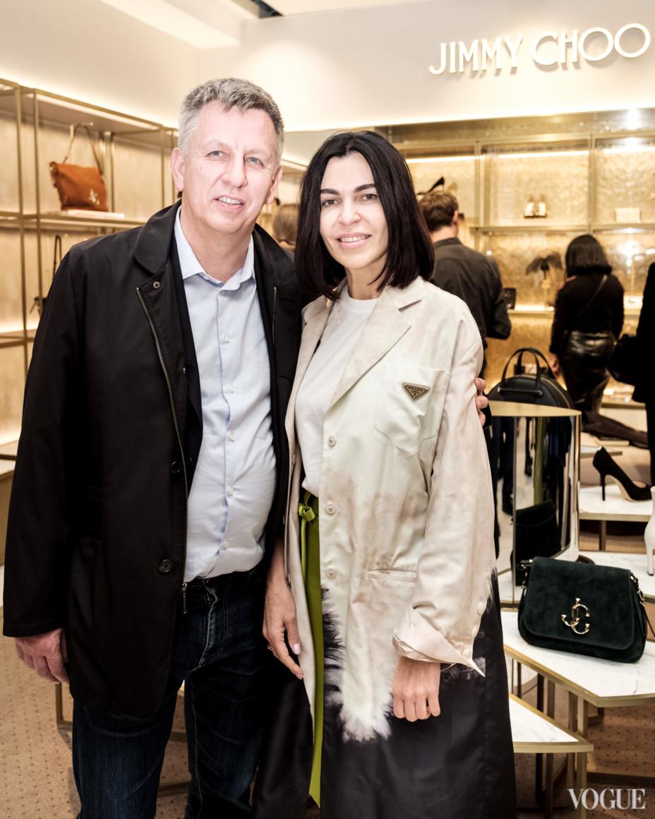Владимир и Светлана Макеенко