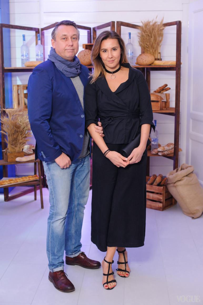 Семен Горов и Яна Помазан