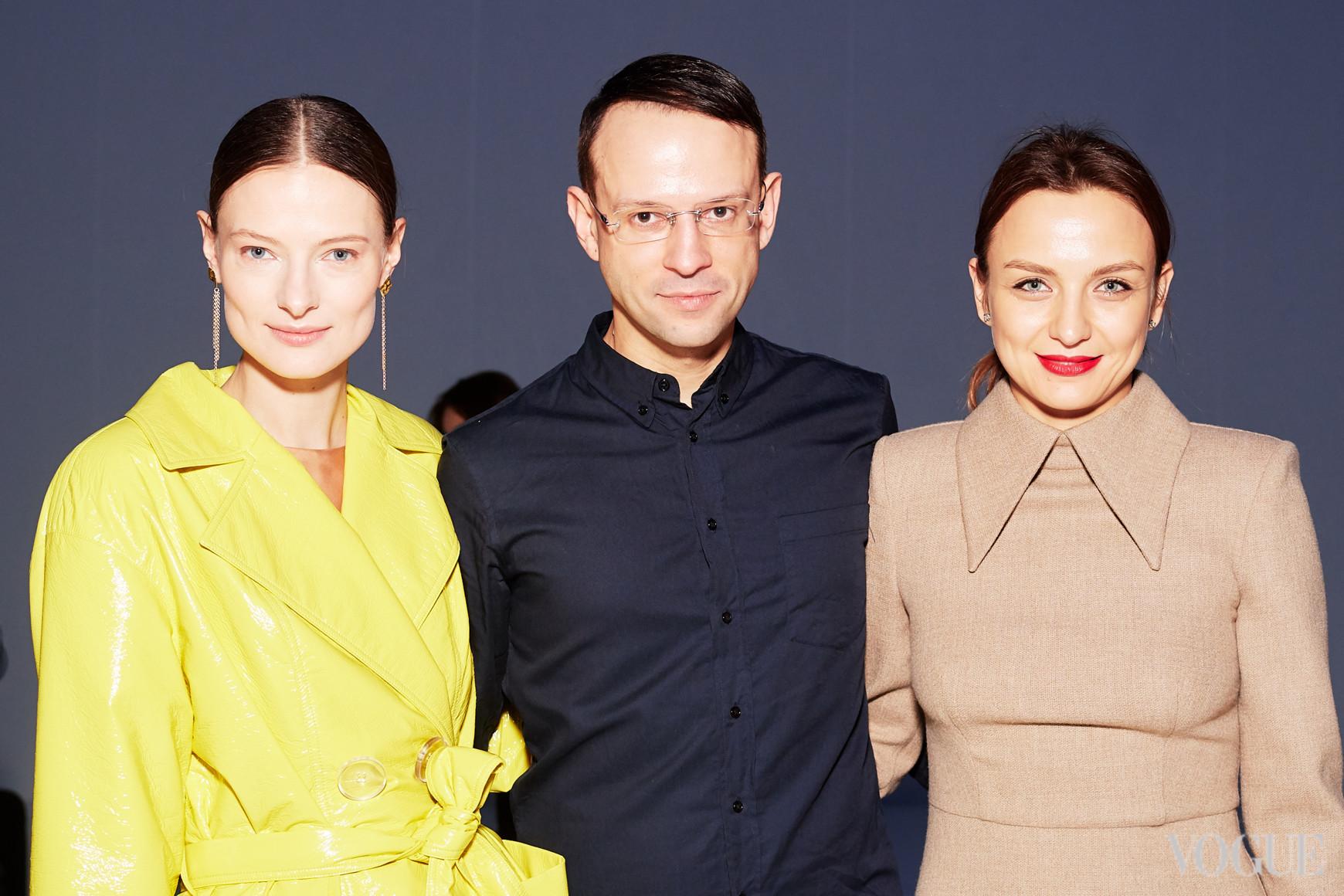 Татьяна Рубан, Павел Орлов и Алена Масюткина