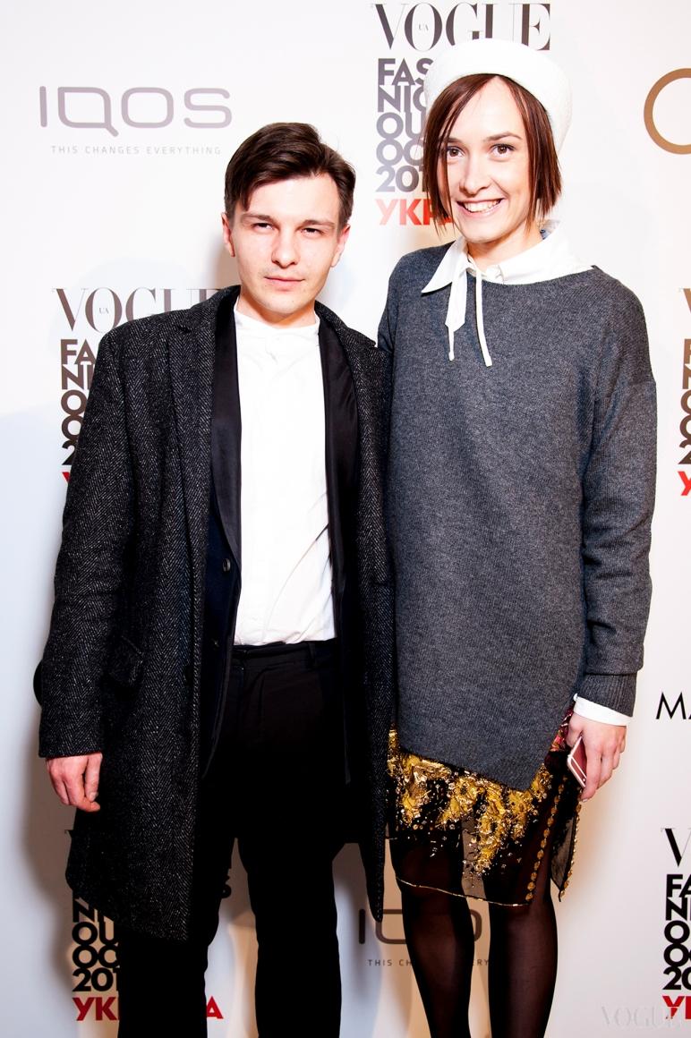Ольга Сушко и Сергей Ковалев