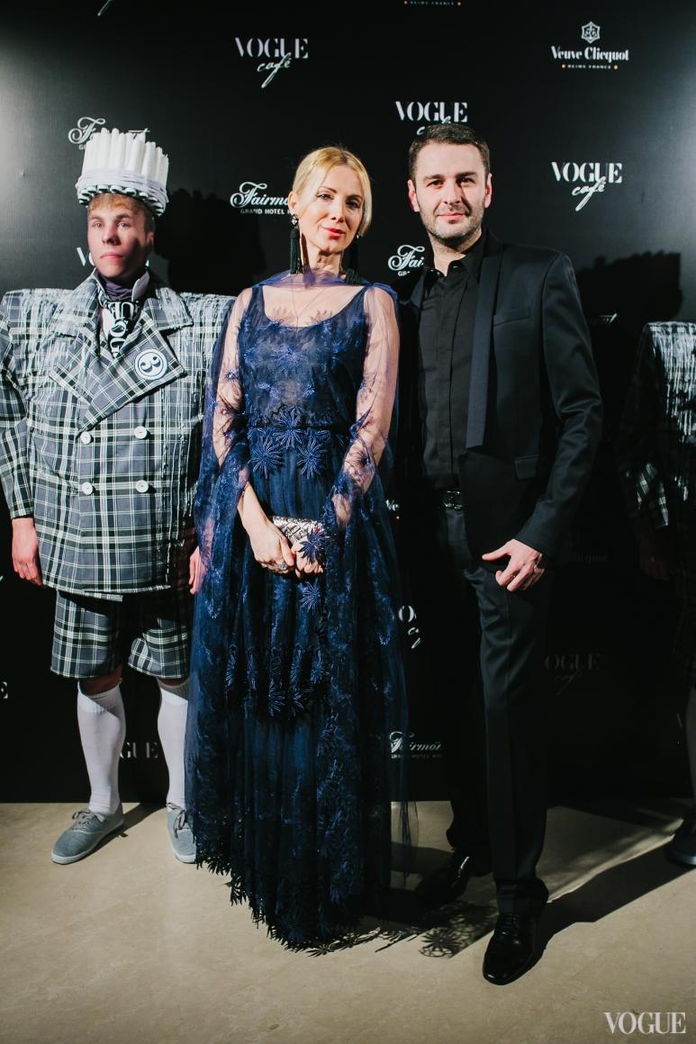 Лилия Кузнецова и Сергей Перман