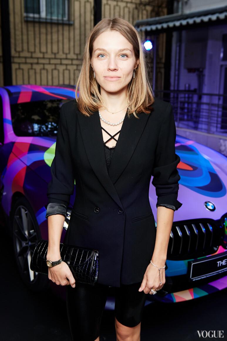 Ольга Басовская