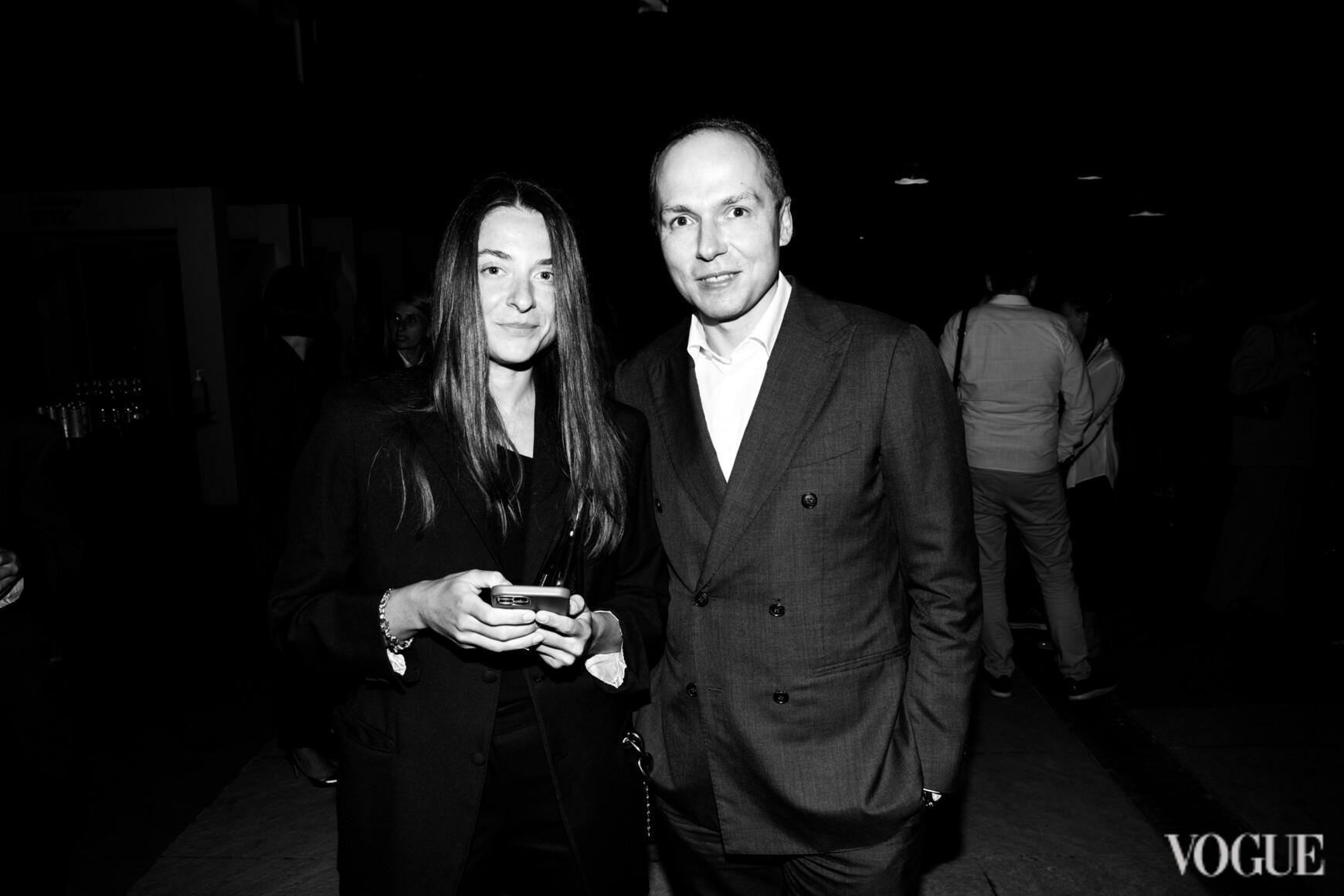 Юлия Борисенко и Иван Гелюх