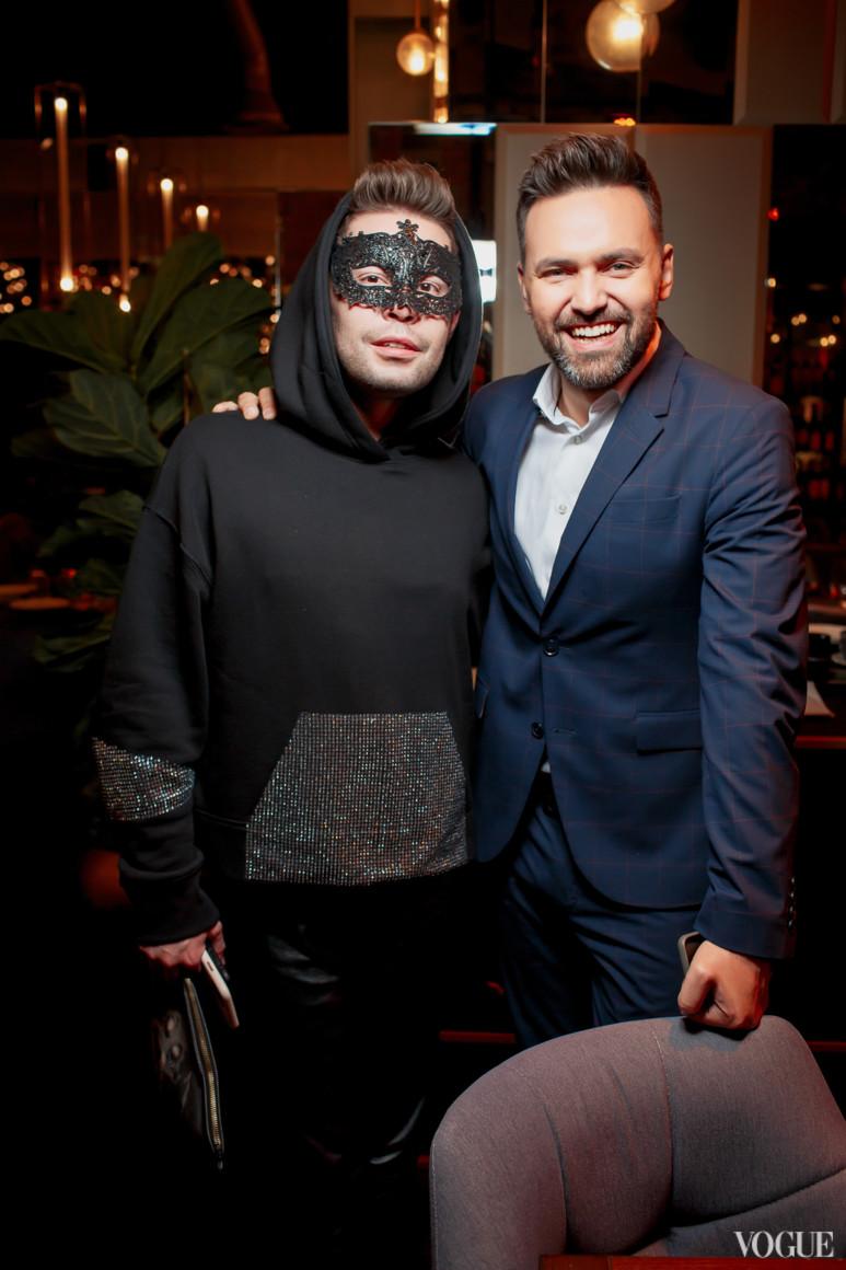 Алексей Прищепа и Тимур Мирошниченко
