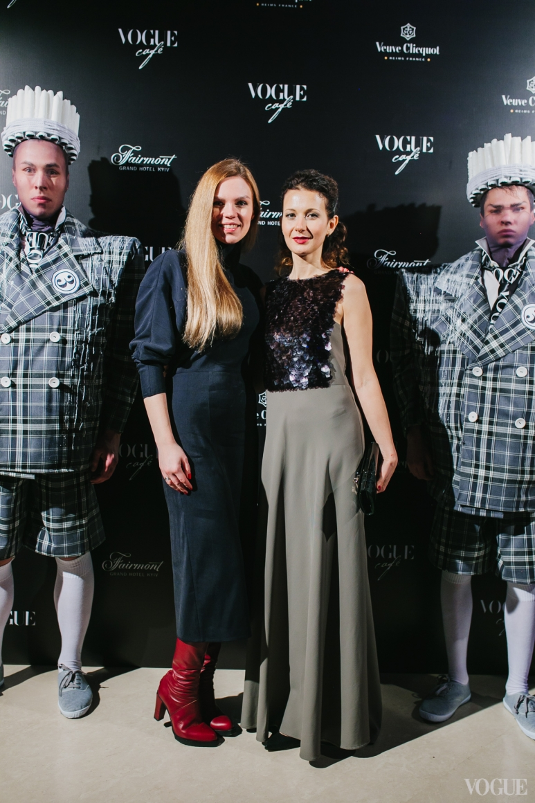 Лера Толочина и Светлана Рощук