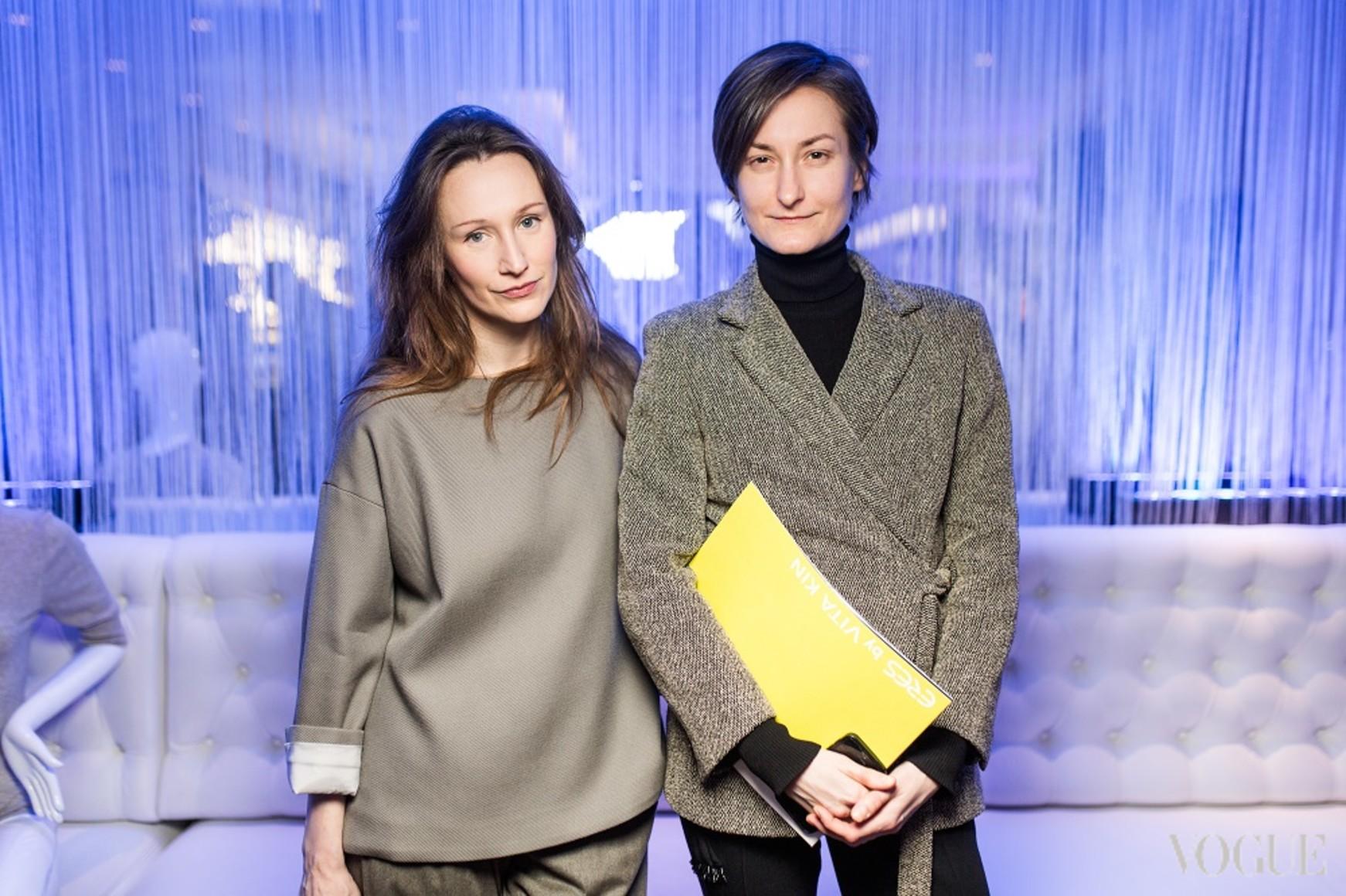 Василина Врублевская и Татьяна Соловей