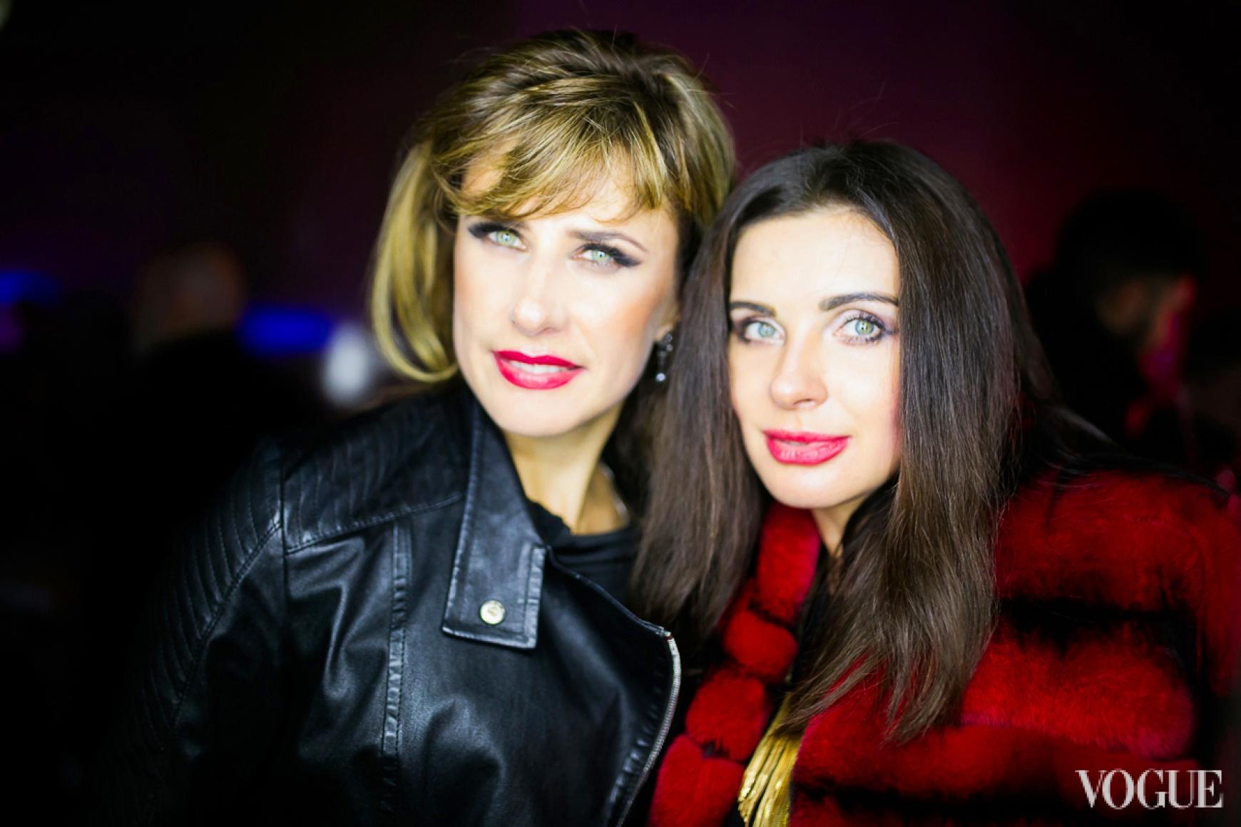 Инна Ткалыч и Виктория Козлова