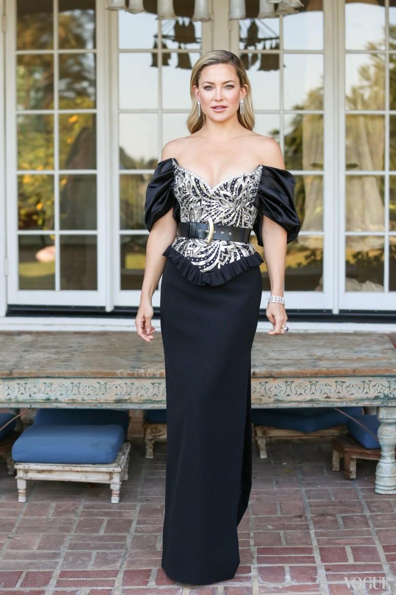 Кейт Хадсон в Louis Vuitton
