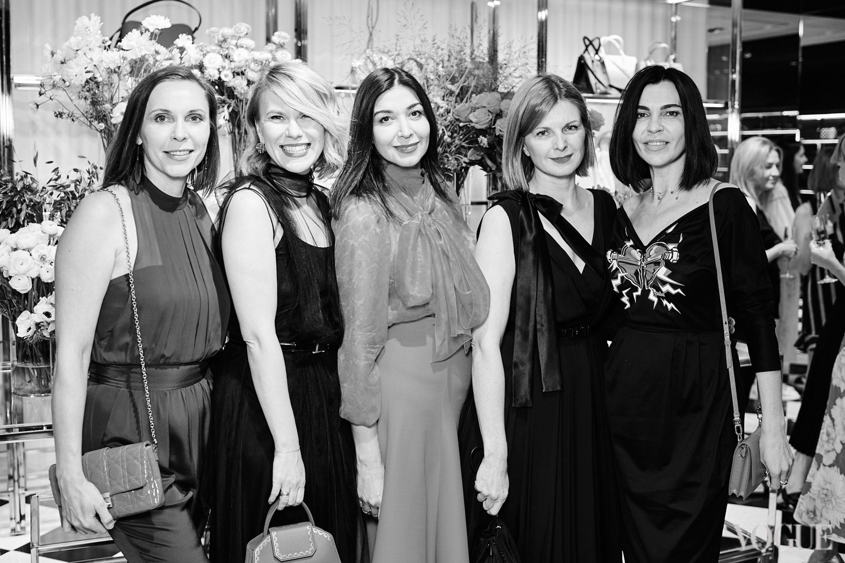 Наталья Савченко, Наталья Листопад, Ольга Дашкиева, Екатерина Кулик и Светлана Макеенко