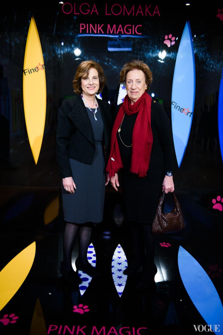 Агата Калисперас и Софи Кидонифс