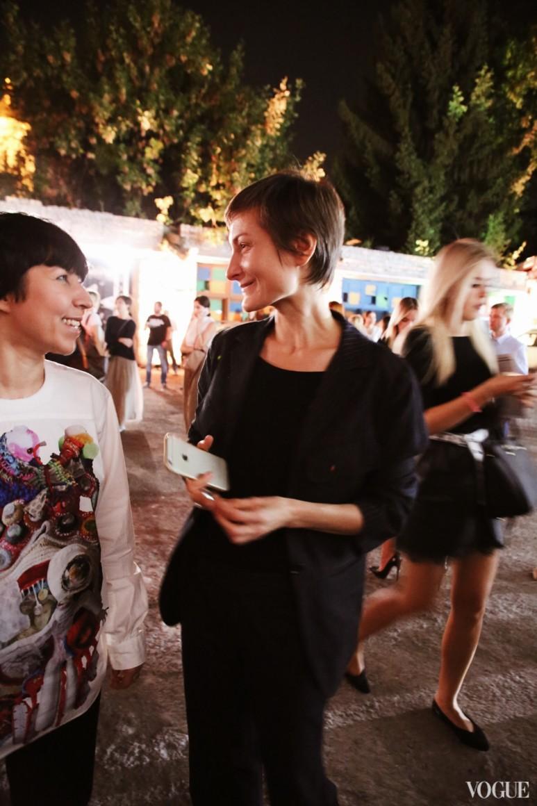 Елена Хилькова и Татьяна Соловей