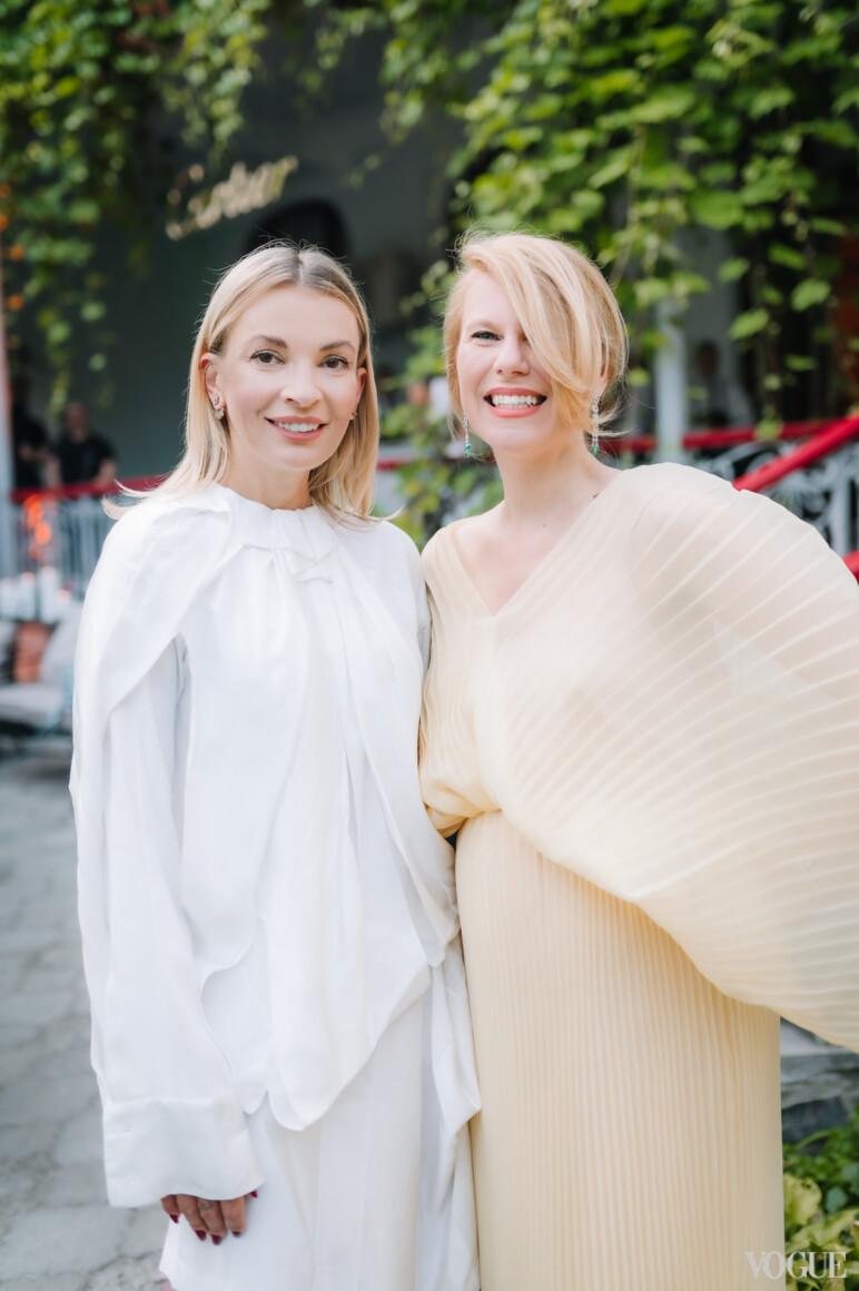Полина Неня и Наталья Листопад