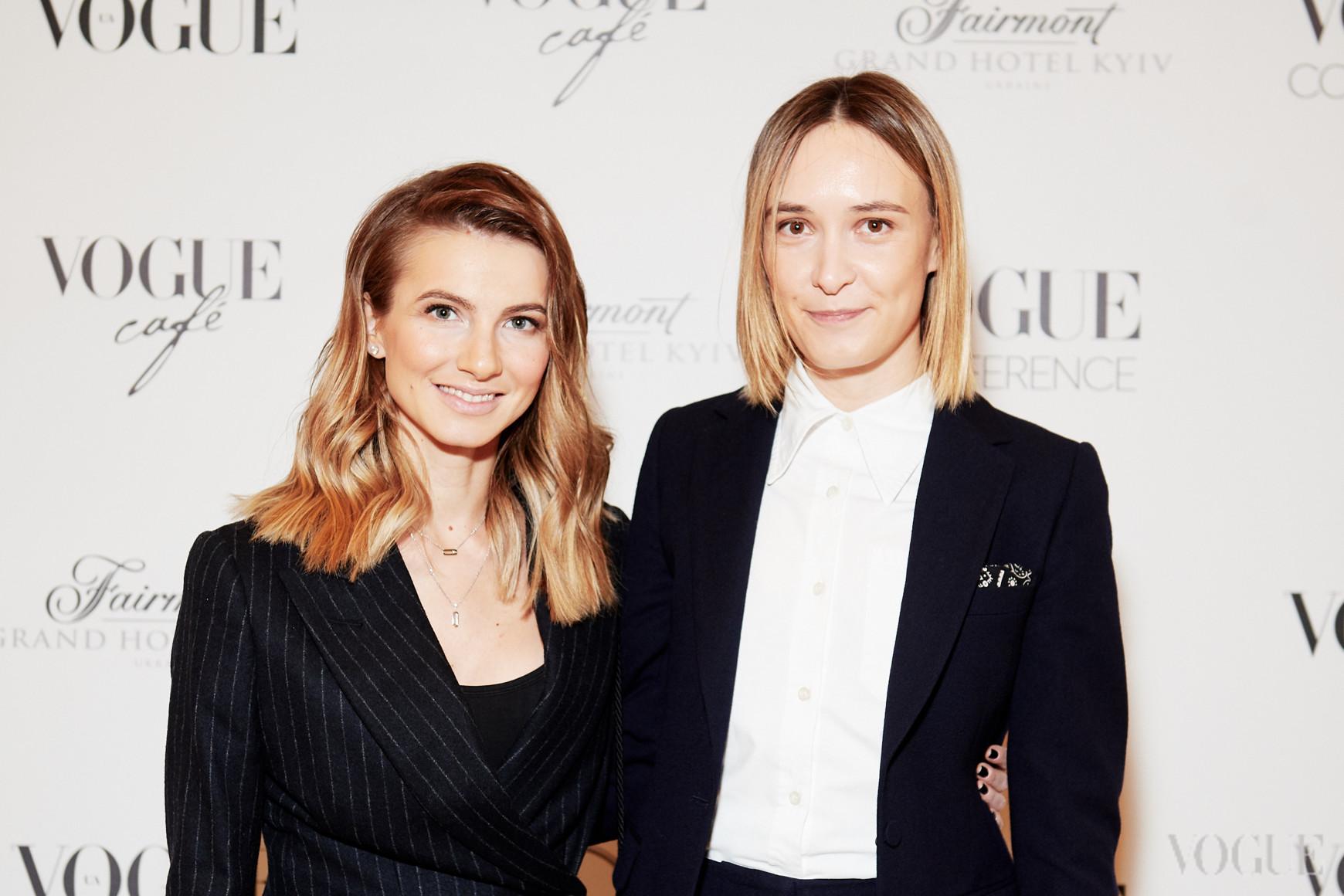 Елизавета Юрушева и Ольга Сушко