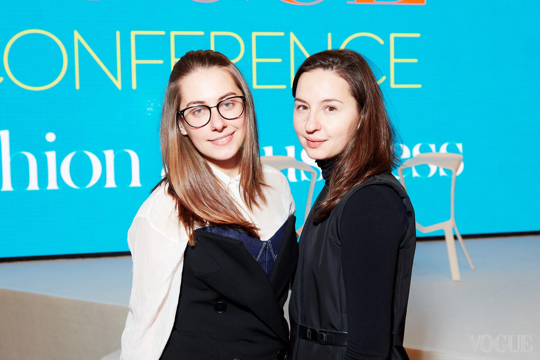 Мария Жданова и Виолетта Федорова