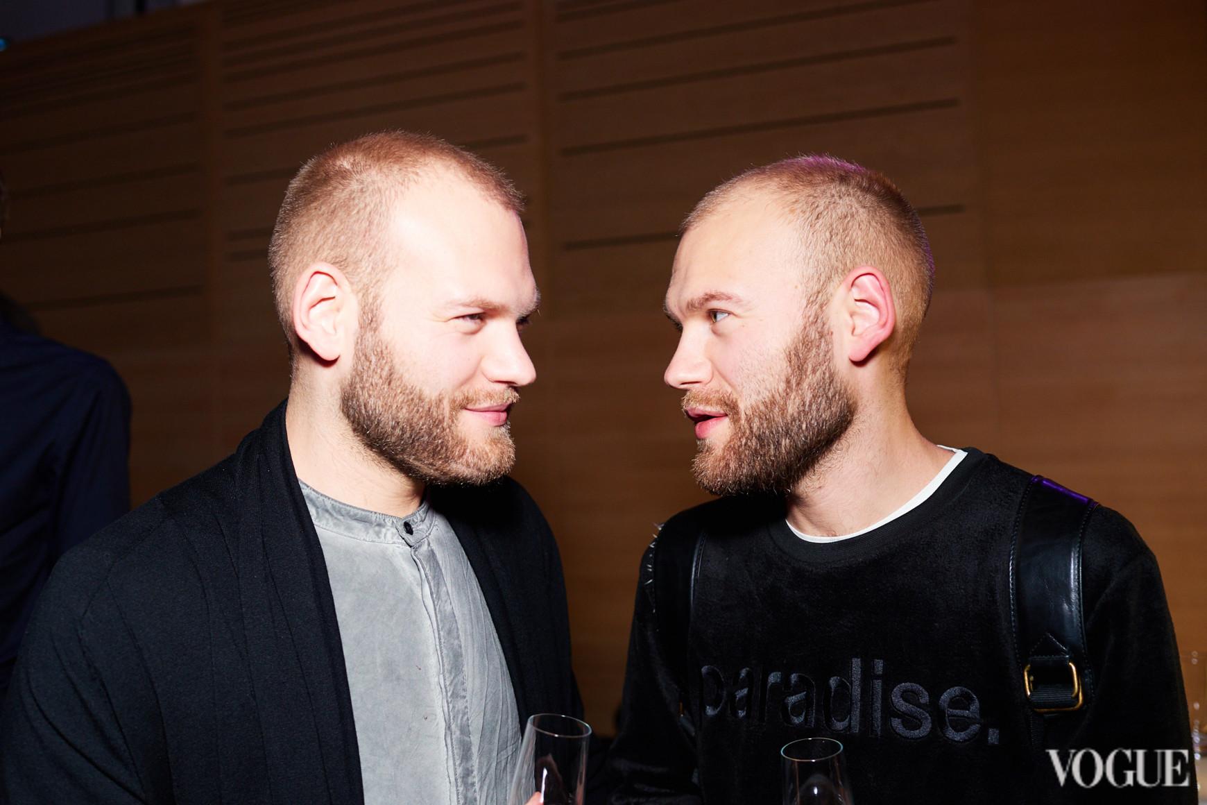 Василий и Иван Костенко