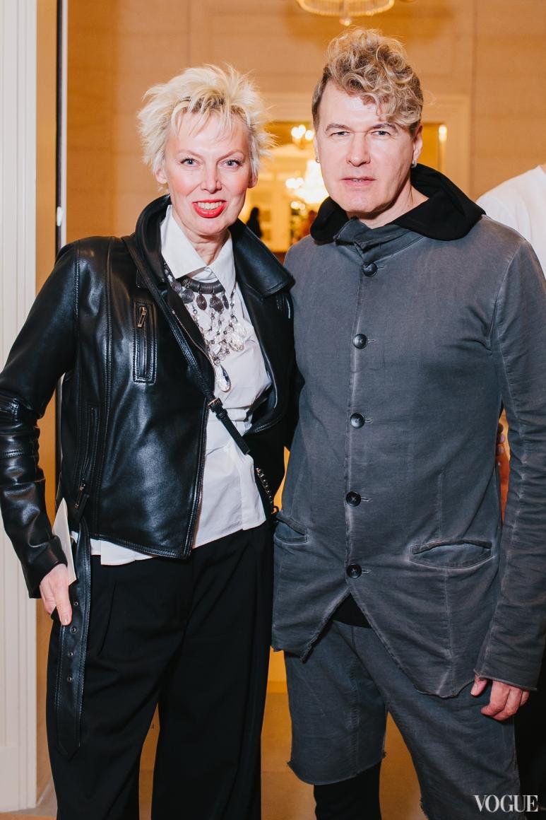 Ирина и Вячеслав Дюденки