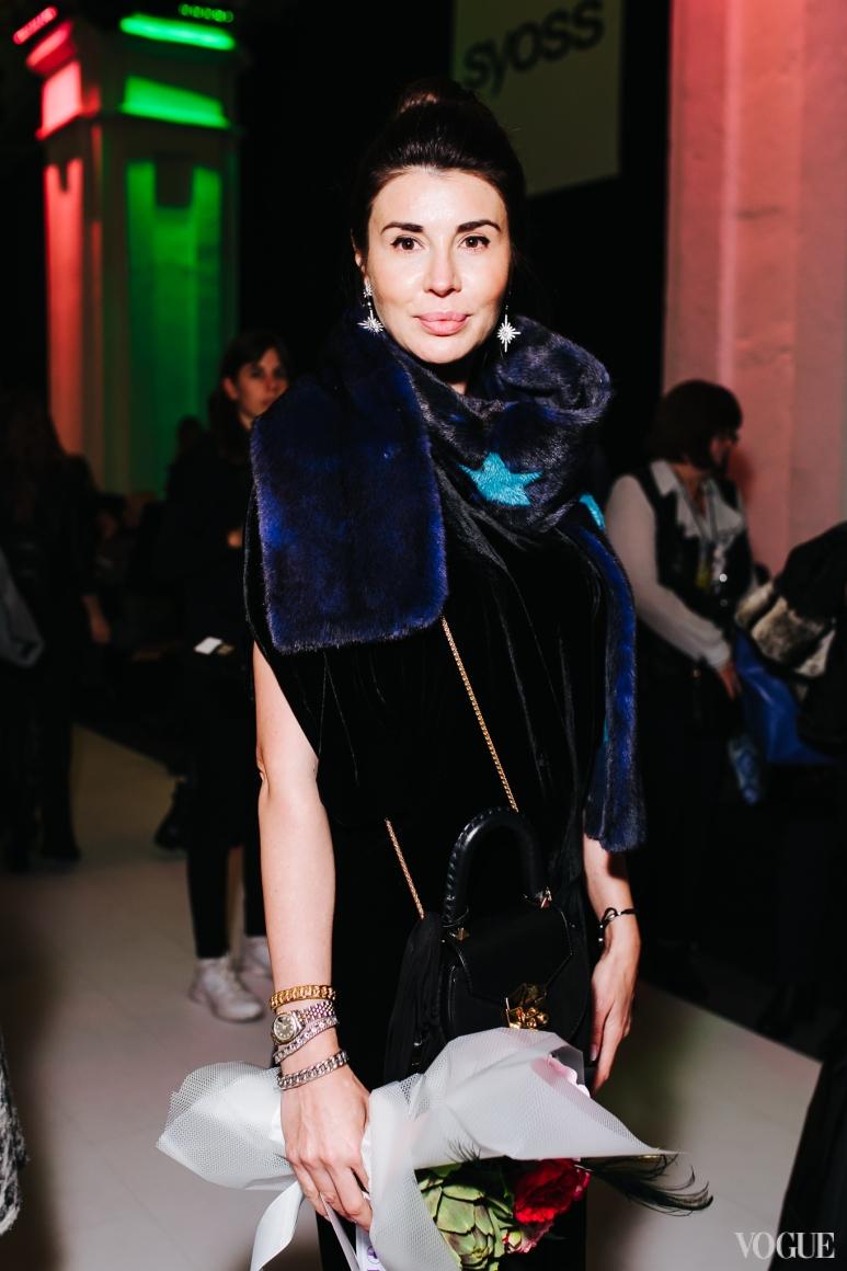 Анастасия Самбурова