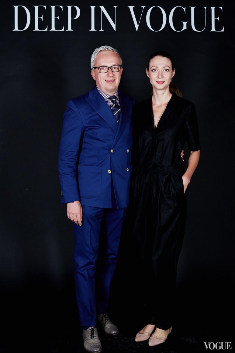 Вадим Медведев и Анастасия Носуленко